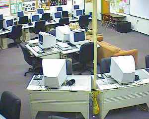 Redwood's Finest Computer Lab (2001)